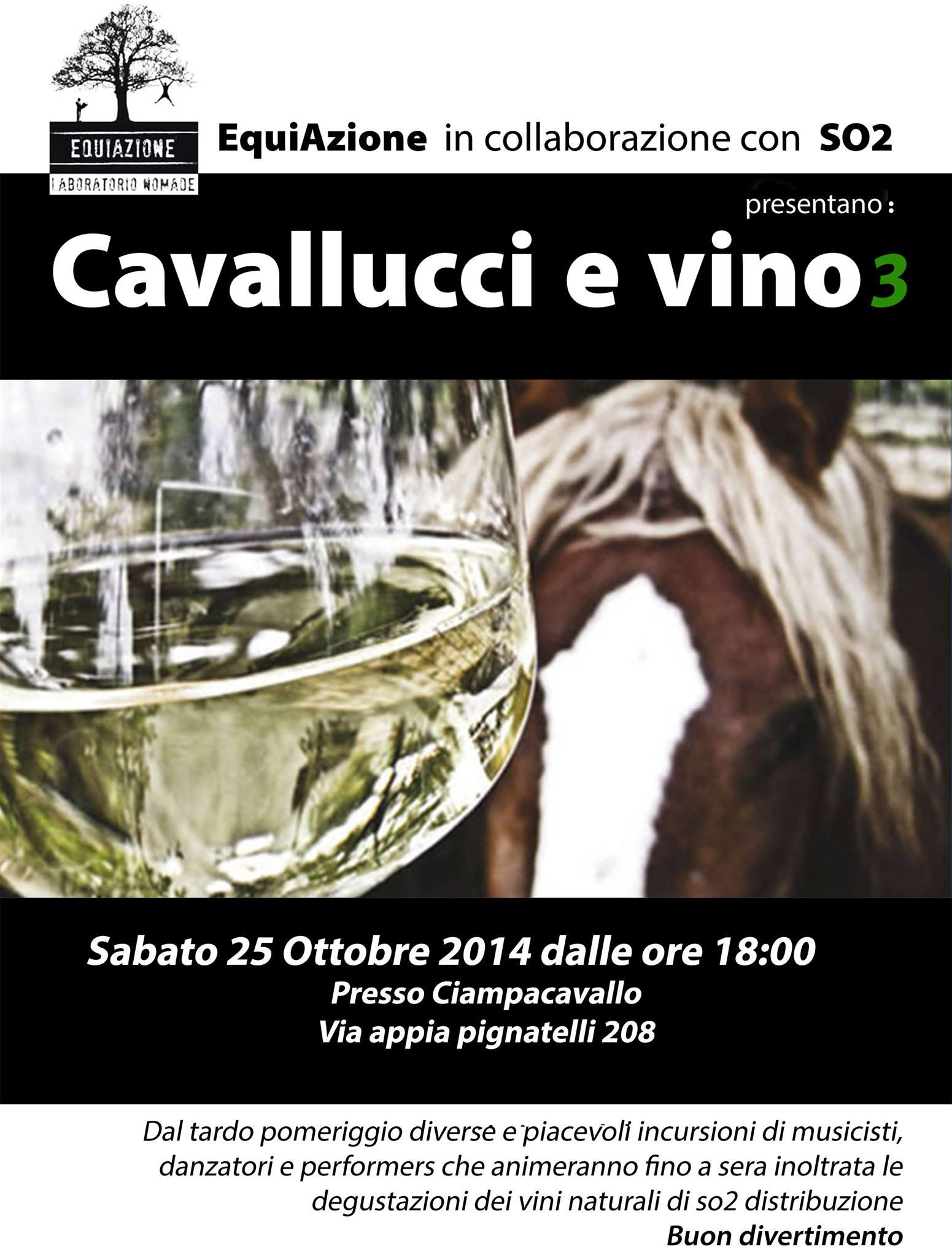 Cavallucci e Vino 3