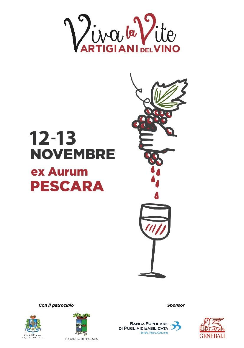 """SO2 partecipa alla Fiera """"Viva la Vite"""": Pescara, 12-13 novembre 2017"""